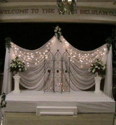 stage decorations - Stage Decorations